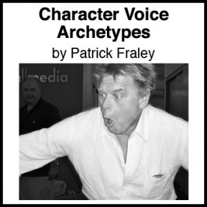 CharacterVoiceArch
